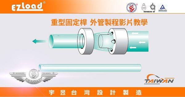 重型固定桿製造過程
