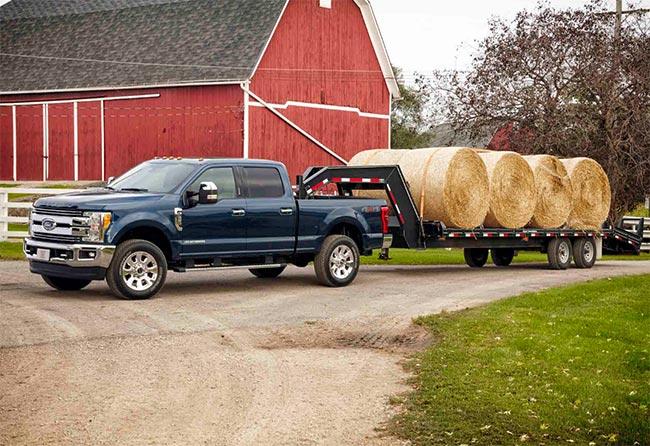 貨卡用牧場拖車